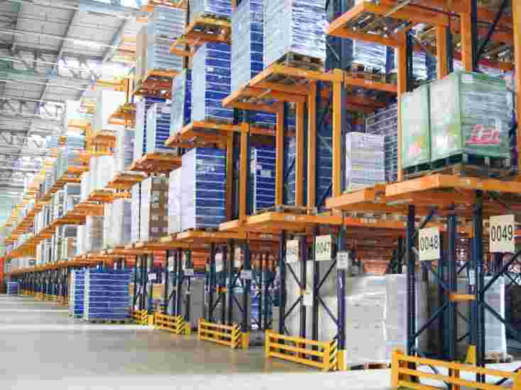 Gartner Services Warehousing
